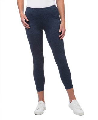 Women's navy active legging
