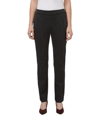 Women's glencheck comfort pants
