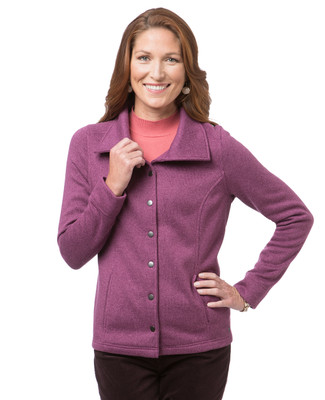 Women's button down jacket