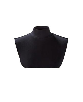 Women's mock neck dickey layering piece