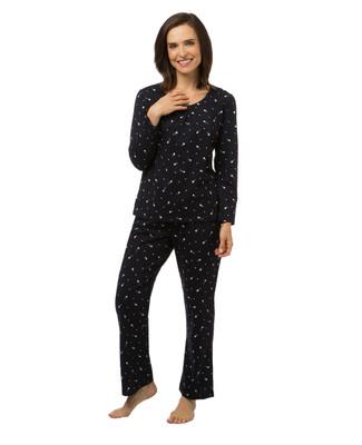 Women's shooting stars pyjama set