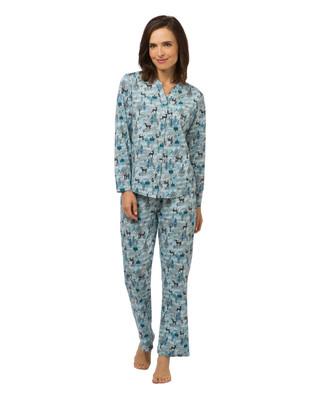 Women's winter wonderland pyjama set