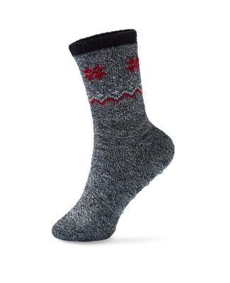 Women's thermal slipper socks