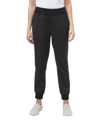Women's black travel pants