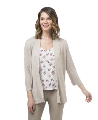 Women's bell sleeve topper
