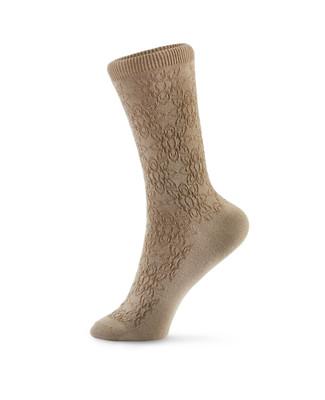 Women's floral bamboo socks