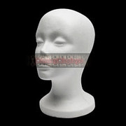 Styrofoam head 4