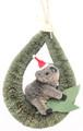 Koala Loop Hanger - Christmas Koala Door Hanger
