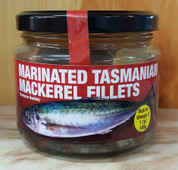Sea Eagle Marinated Mackeral Fillets 340-350g