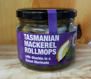 Sea Eagle Tasmanian Mackerel Rollmops 340-350g