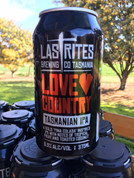 """Love Country"" Tasmanian IPA"
