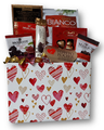 """What says """"Be Mine"""" better than chocolate on Valentine's Day?  Set the mood with this assortment of chocolates and truffles."""