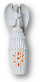This ceramic angel with LED light is beautiful way to express sympathy and is an ideal way to let others know you are thinking of them.