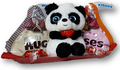 Send hugs and kisses to your sweetie - the chocolate kind, of course!  This gift box features Hershey's Hugs and Kisses and plush bear.
