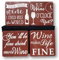 Wine Coasters Add-On