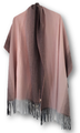 Soft Ombre blanket Scarf with Fringe that is perfect to go with any outfits.