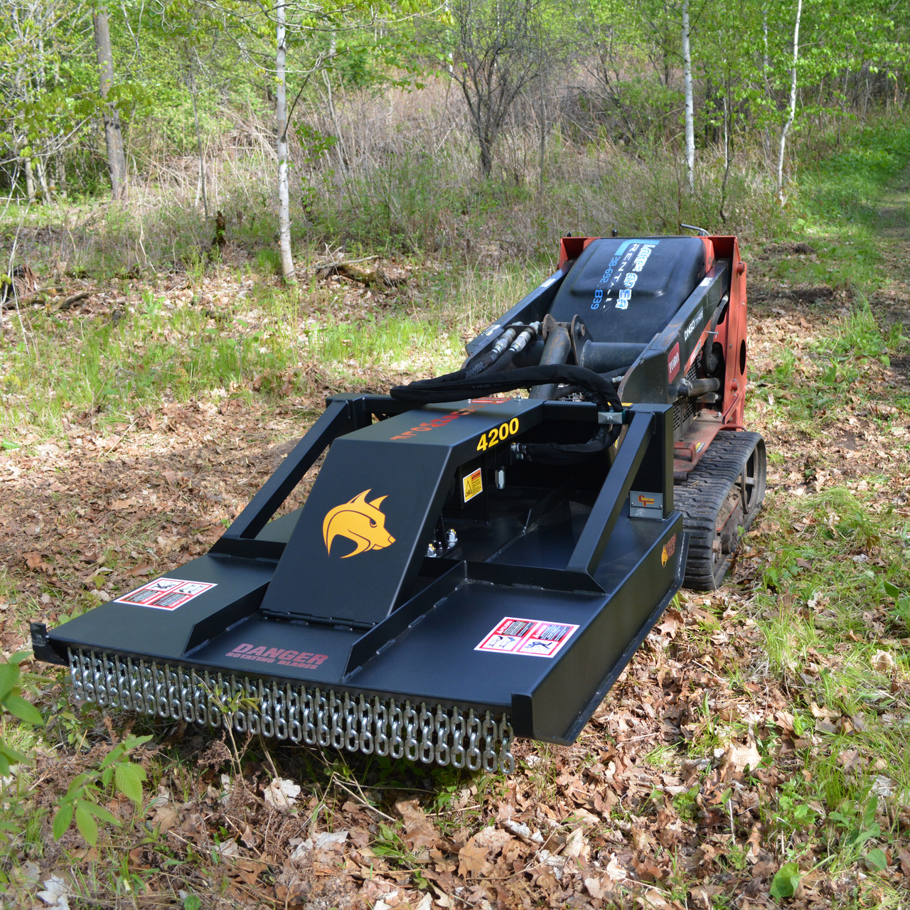Mini Skid Steer Attachments | Versatile Attachments, Huge Selection
