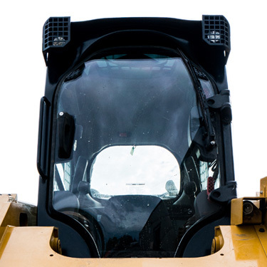 Cab Enclosures and Cab Heaters for Skid Steer Loaders | Skid