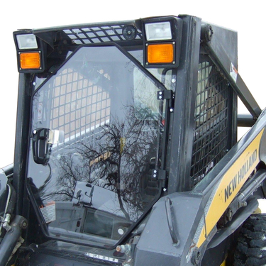 Cab Enclosures and Cab Heaters for Skid Steer Loaders | Skid Steer