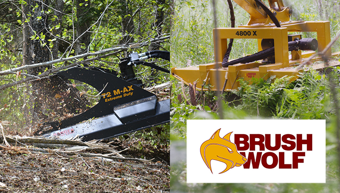 Brush Wolf Attachments