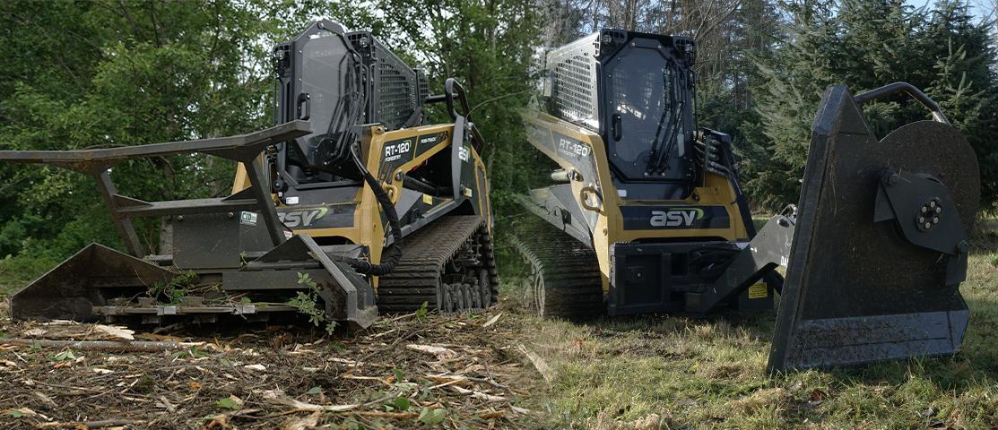 CID Attachments for Skid Steer Loaders, Excavators and Mini Skid Steers
