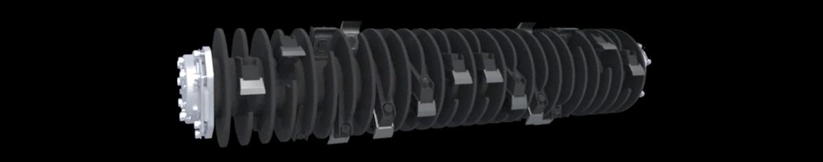 Denis Cimaf Mulcher Part: Rotor