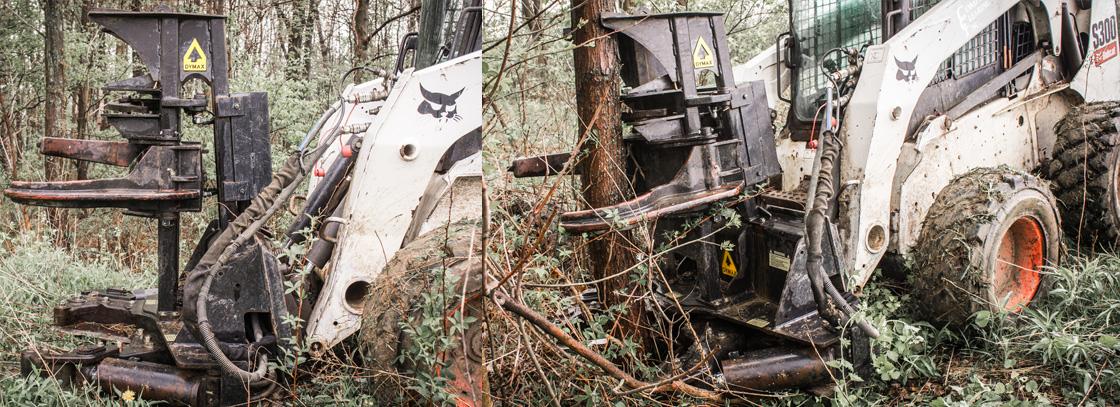 Dymax Tree Shear Attachments