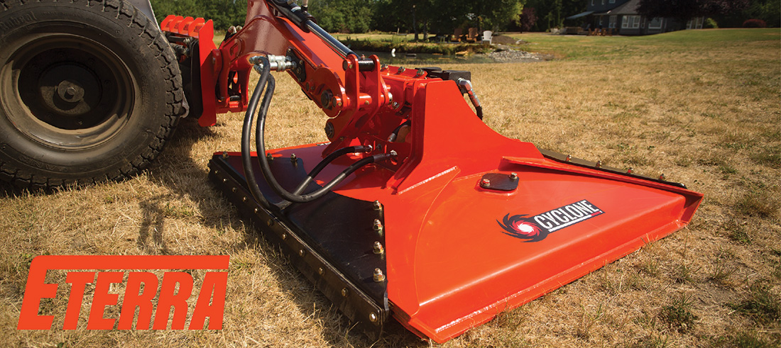 Shop the full line of Eterra Attachments products for Skid Steer Loaders, Compact Excavators and Mini Skid Steers
