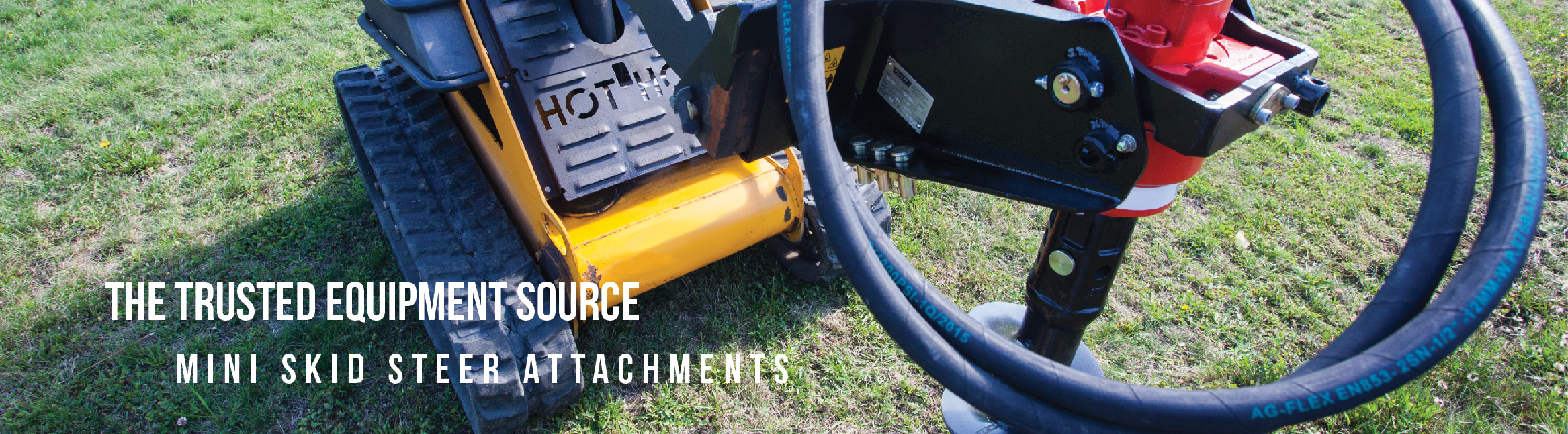 Shop Mini Skid Steer Attachments online at Skid Steer Solutions. We carry a huge selection of rugged and efficient tools for your mini loader.