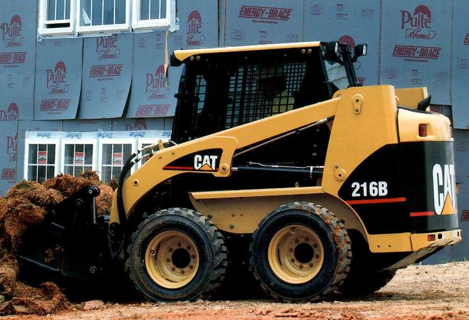 Skid steer loader in action. Photo by rogers67/ Flickr Creative Commons