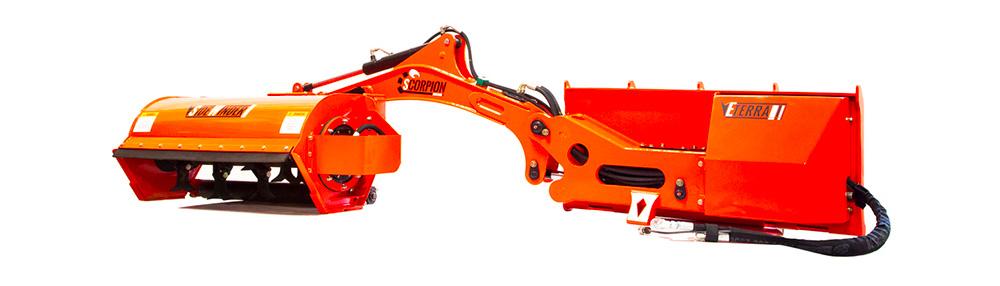 Eterra Scorpion Mower System