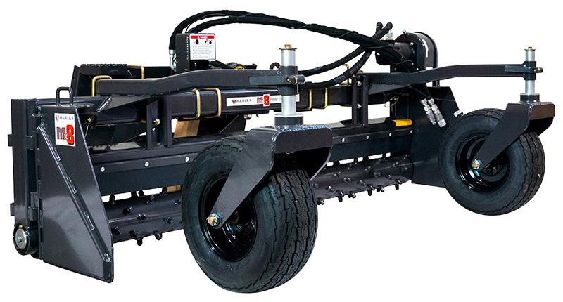 Harley Rake Skid Steer Attachment