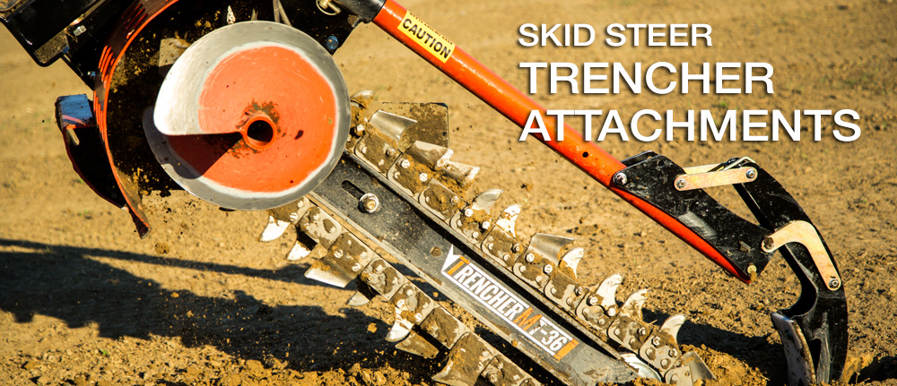 The Ultimate Guide to Skid Steer Trenchers