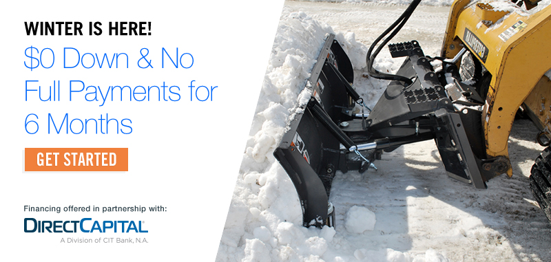 Financing Skid Steer Attachments is easy at Skid Steer Solutions, partner with us and try our 0% for 12-Months program.