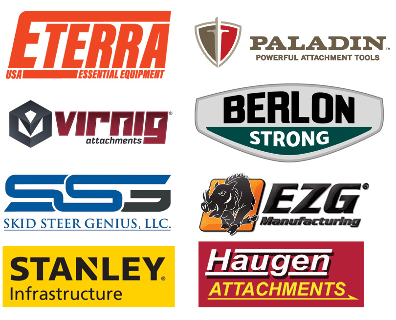 Skid Steer Solutions partners with all useful and innovative attachment manufacturers