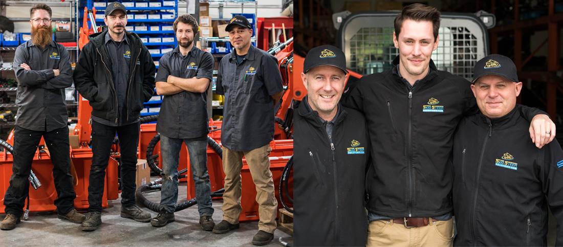Skid Steer Solutions Careers