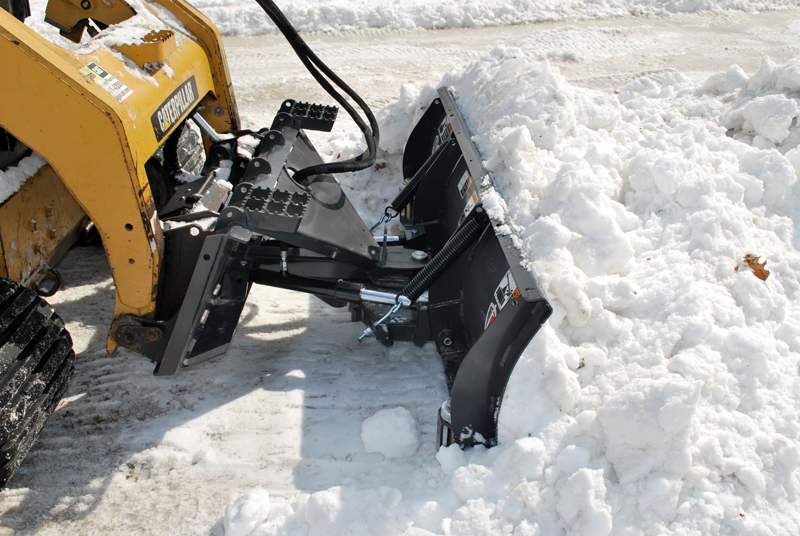 Snow Plowing Vs Snow Pushing What S The Difference And
