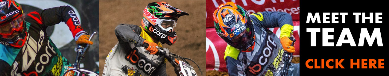Meet the IB Corp Racing Team, presented by Skid Steer Solutions and Eterra Attachments