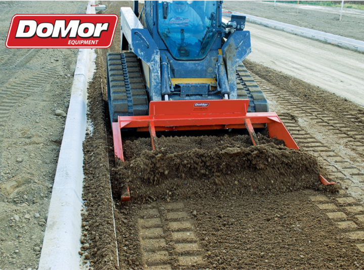Blue Diamond Attachments for Skid Steer Loaders, Excavators and Mini Skid Steers