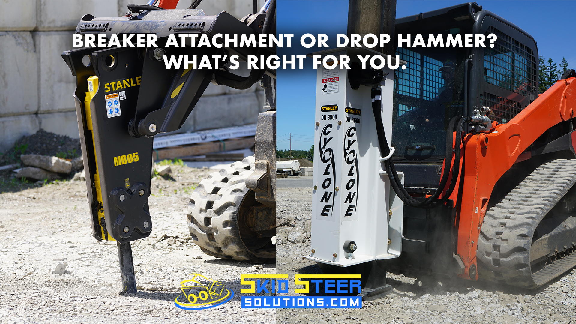 Skid Steer Solutions Blog | Attachment News, Tech Tips and More!