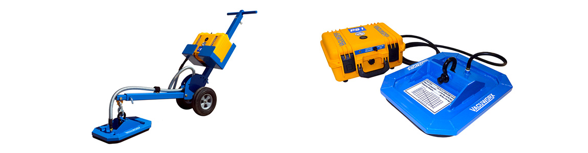 Vacuworx PS 1 Vacuum Lifting Attachment