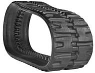 HXD Pattern Rubber Track  | Camoplast | 400X86X52 HHBE| PAIR