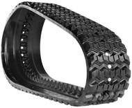 Sawtooth Pattern Rubber Track | Camoplast | 400X86X56 BBE| PAIR