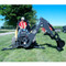 Brado Skid Steer 509B Backhoe Action
