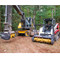 Bradco Series II Skid Steer Mulcher Attachment Machine View