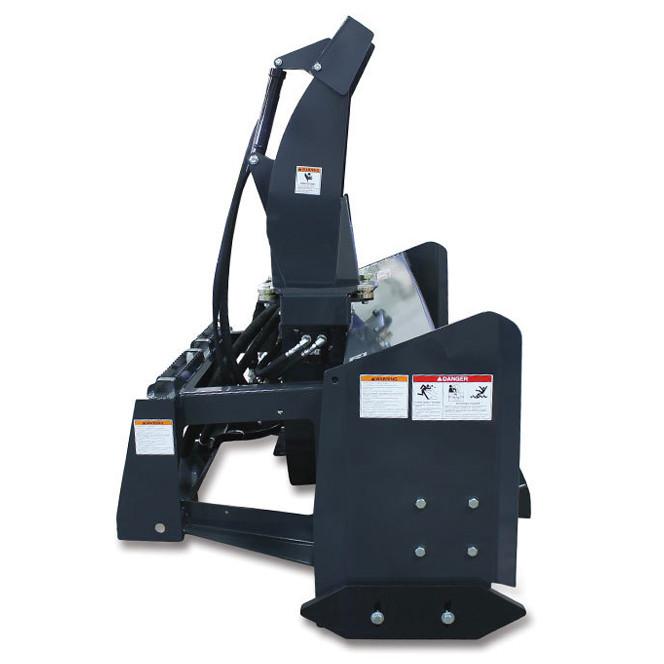 V60 Skid Steer Snow Blower Attachment | Virnig