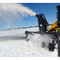 Virnig Skid Steer Snow Blower in Action, check out the video tab to see more