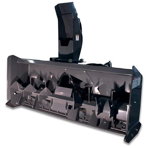 Skid Steer Snow Blower Attachment by Virnig Manufacturing