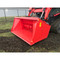 Eterra Skid Steer Reinforced Concrete Crusher Attachment Side View
