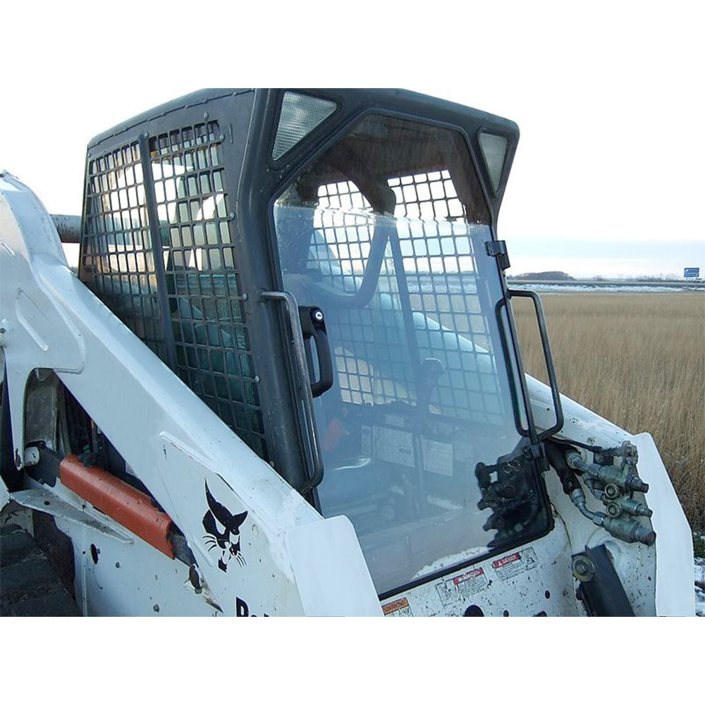 Bobcat Skid Steer Replacement Cab Door | Skid Steer Solutions